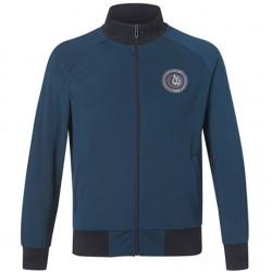 Sportovní bunda modrá