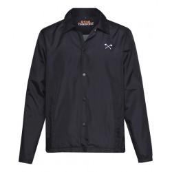 Trenérská bunda černá
