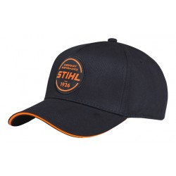 Baseballová čepice černá