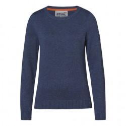 Dámský pulovr modrý