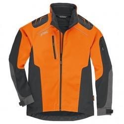 Blůza ADVANCE X-SHELL, oranžová/černá