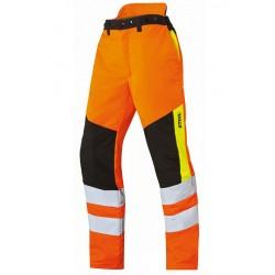 Výstražné kalhoty s ochranou proti proříznutí Protect MS