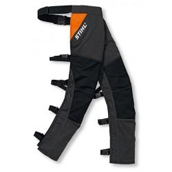 Ochrana přední části nohou proti pořezání FUNCTION